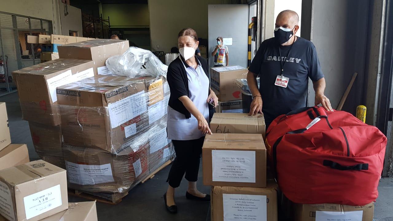 Medical Shipment 1